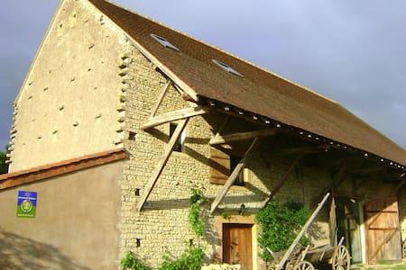 Grange du Levry - chambres d'hôtes - Oda + Kahvaltı
