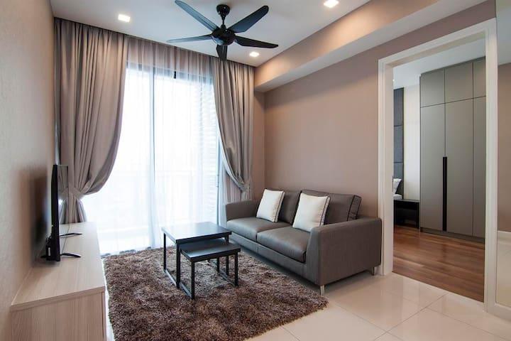 Luxurious 1 Bedroom Apartment in Bangsar #6