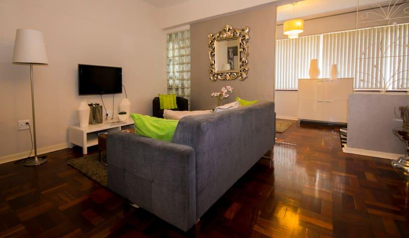 Rosebank Apartment 1 - โจฮันเนสเบิร์ก