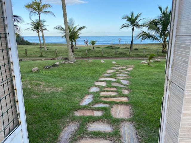 Casa pé na areia - Praia do Capricórnio