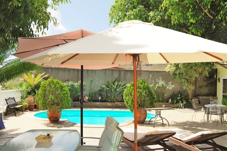Luxury chalet with swimming pool - Les Palmes de Gran Canària