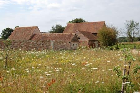 Organic Farm Cottages - East Sussex