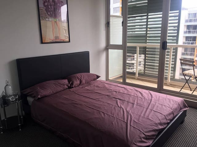 Private Room with own Balcony & Bathroom - Waterloo