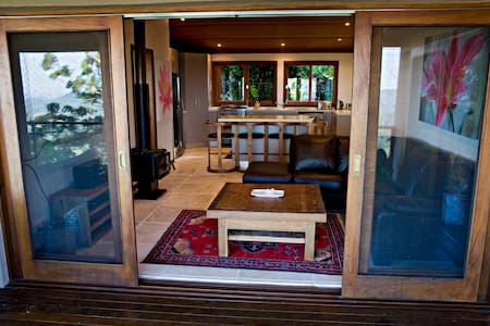 Large 2 bedroom Villa - Mullumbimby Creek