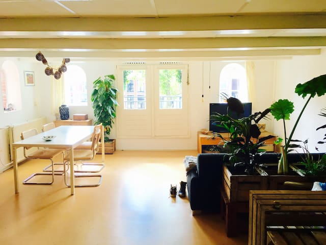 Cosy studio | heart of the city - Groningen - Leilighet