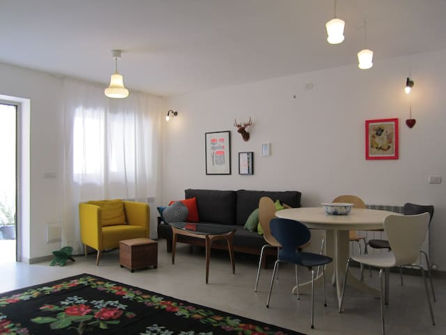 Boutique apartment in the mountains near Jerusalem - Har Adar - Apartamento