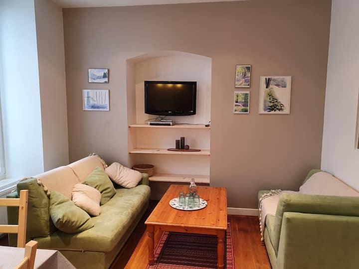 Appartement 72m2 , 8 couchages centre La Bourboule