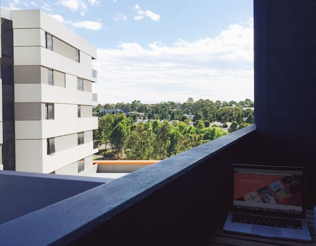 Brand-new parkville apartment with nice view - Parkville - Appartement