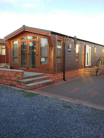 Luxury Lodge in Angus countryside
