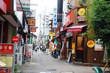 Mita Commercial Street