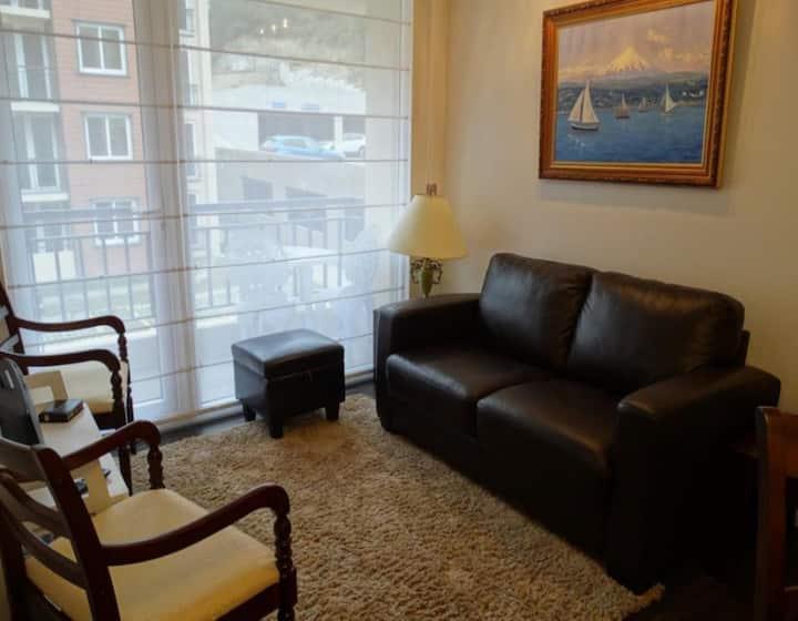 Apartment Kluis