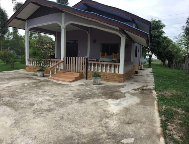 Thailand pur Landleben.
