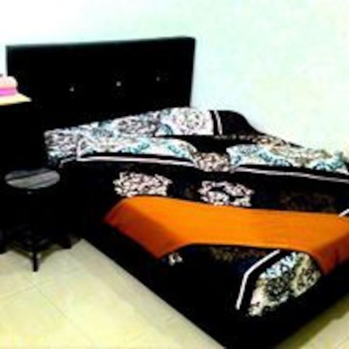 Queen Bed each room