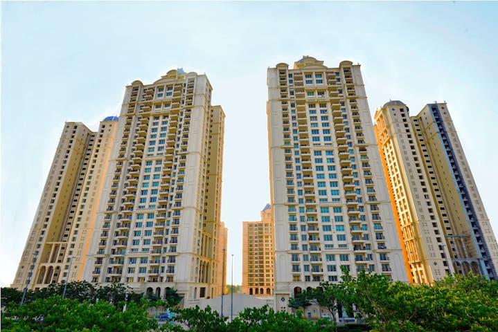 Standard Rooms Serviced Apartments in Oragadam - Kanchipuram - Lejlighed