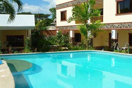 Luxury Apartement in PANGLAO  2 min. 2 Alona Beach - Panglao - Wohnung