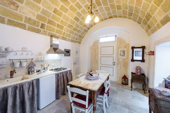 Salent'800 - Francese - Gagliano del Capo - Apartment
