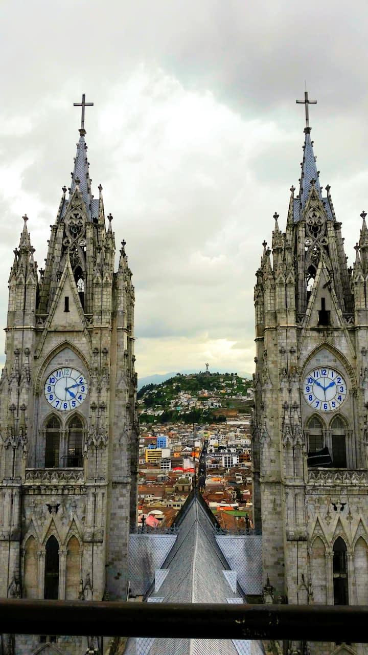 See at Basilica del Voto Nacional