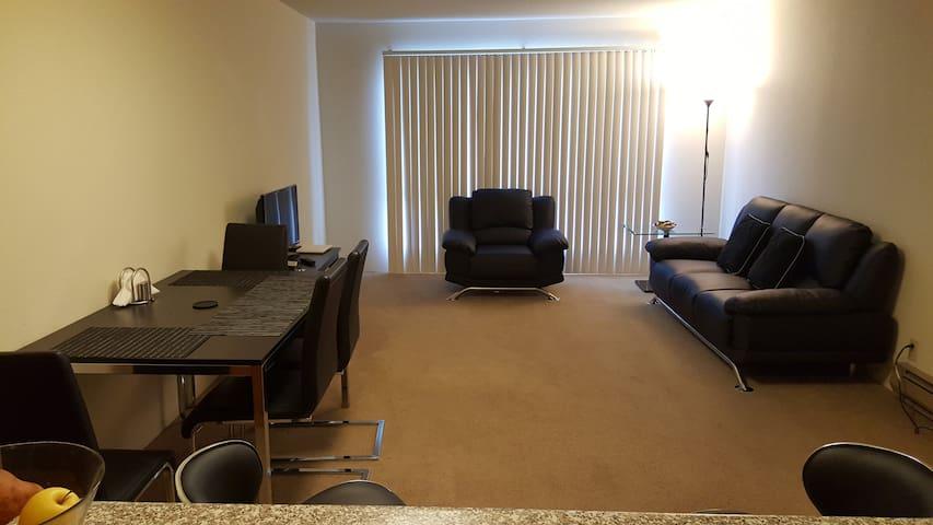 Spacious 1 BD Apt 5 min from SFO - South San Francisco - Apartment