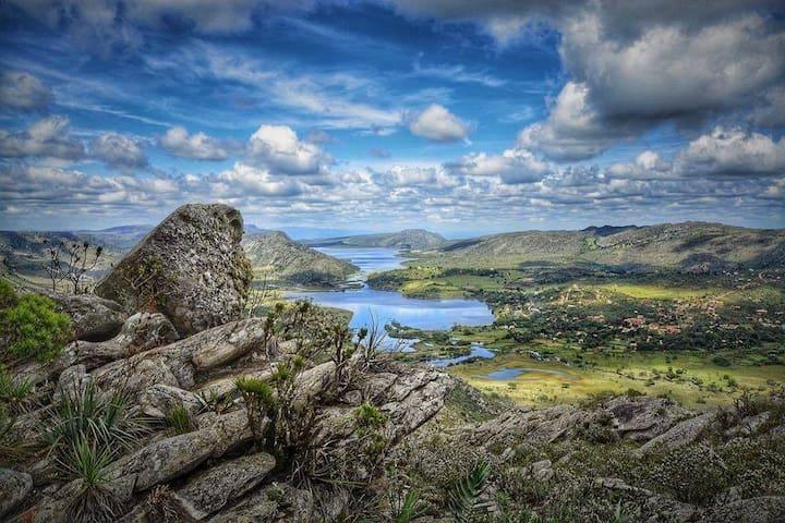 Vista do Pico da Lapinha
