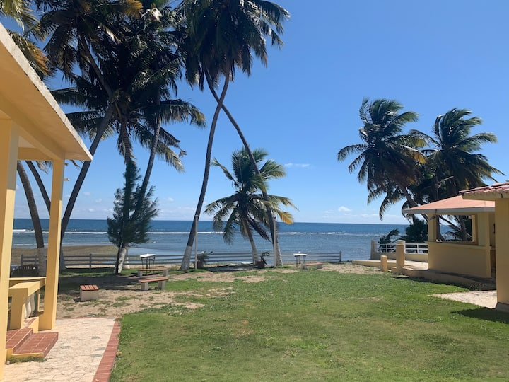 Paraíso del Caribe, a la orilla del Mar Caribe.