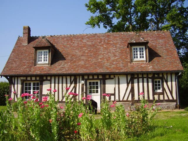 La Georgette - Beaumontel - Natur-Lodge