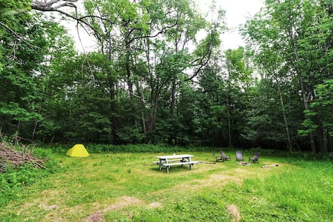 RhizeUp Homestead Campsite
