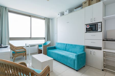 Amazing apartment with full sea view - Netanya - Appartement