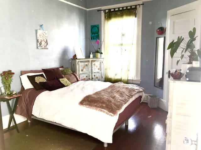 QUIET PRIVATE COMFY ROOM. BEST LOCATION!! - San Francisco - Appartement