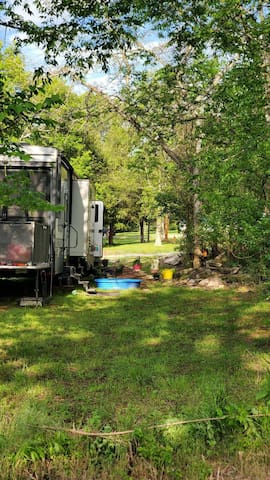 Aly's Farm Perfect RV Campsite