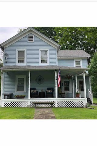 Beautiful Historic Milford, PA Apartment in Town