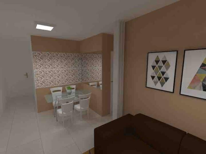 ÓTIMO apartamento ao lado do ALFACON. SuperHost