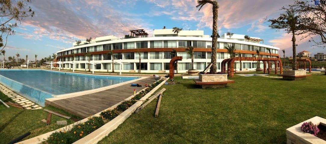 Las Salinas 5 Resort & Spa, exceptional chalet