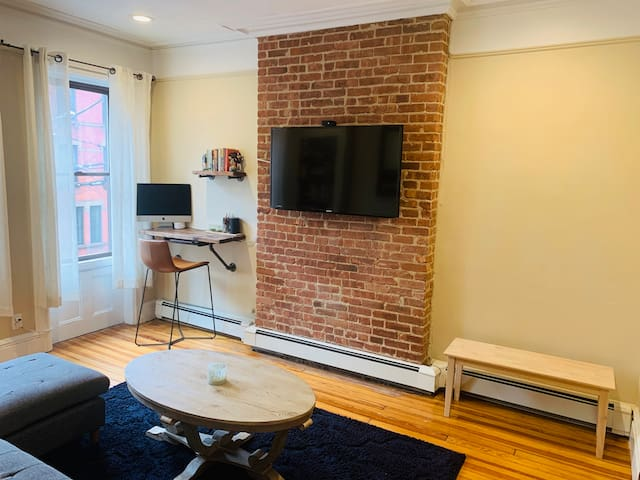 Cozy Condo in Trendy Neighborhood –Near NYC