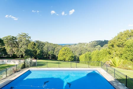 Stunning contemporary apartment - Terrigal