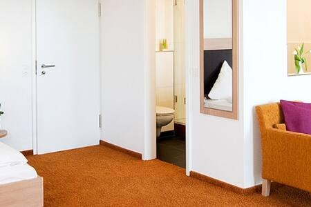 Doppelzimmer Deluxe im Gasthof Birkenhof