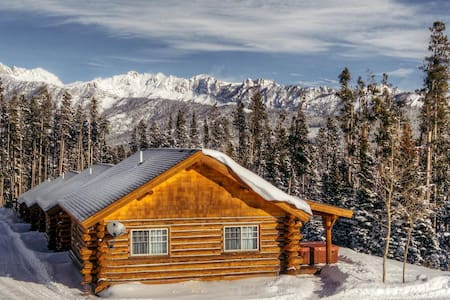 Cowboy Heaven Cabins | 9 Rustic Ridge - Big Sky - Apartamento