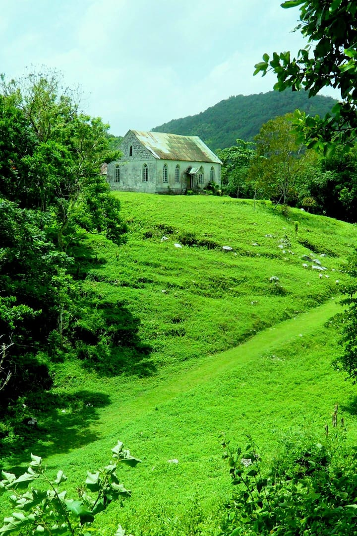 Hillside Church Pondside