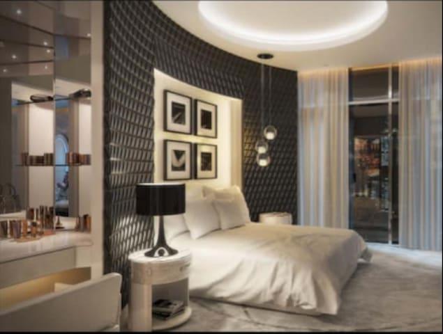 استديو فاخر   قلب الرياض النابض Luxury Studio