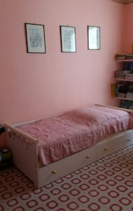 single room in traditional flat in a green zone - Ranica,  Lombardia, IT - Pis