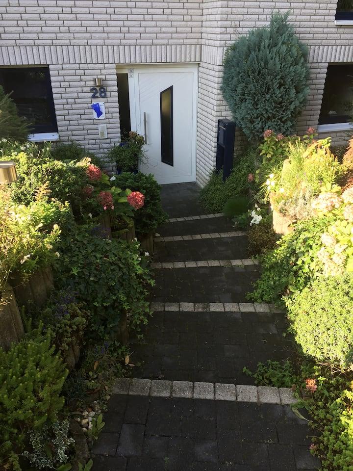 Schicke Wohnung in ruhiger Lage in Odenkirchen