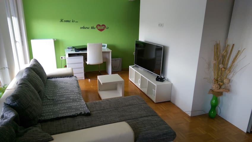 New bright, modern apartment in Maribor - Maribor - Apartment
