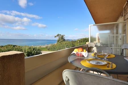 Les Asphodèles 3 vue panoramique sur la mer - Olmeto - Kondominium