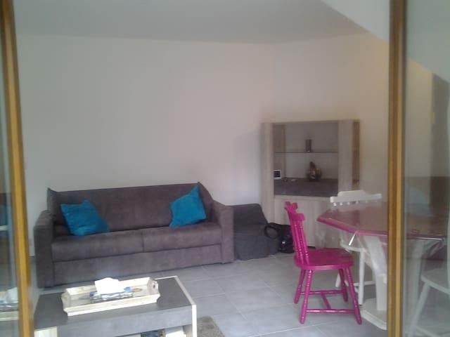 Appartement 6 personnes Hte savoie - Haute-Savoie - Apartment