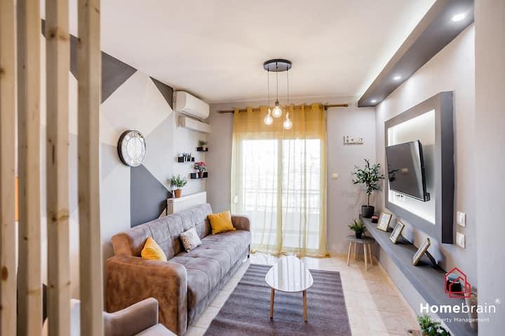 Cozy City Suite