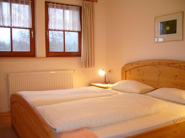 Hermeshof und Biohaus, (Titisee-Neustadt), Ökohaus 2, 45qm, 1 Schlafzimmer, max. 4 Personen