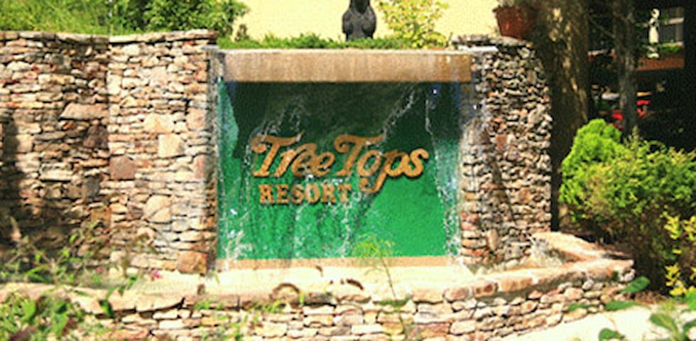 Treetops 2BR condo