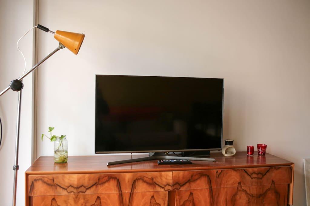 """Smart tv 40"""""""