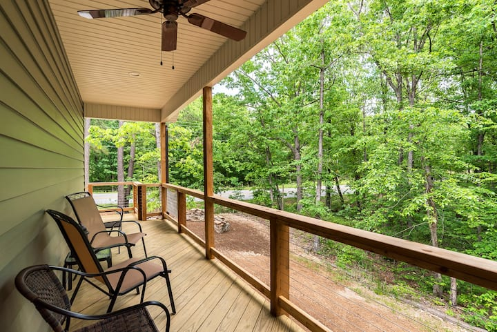Entire Trailside Cabin #14 Trails Edge Ln 1200sqft