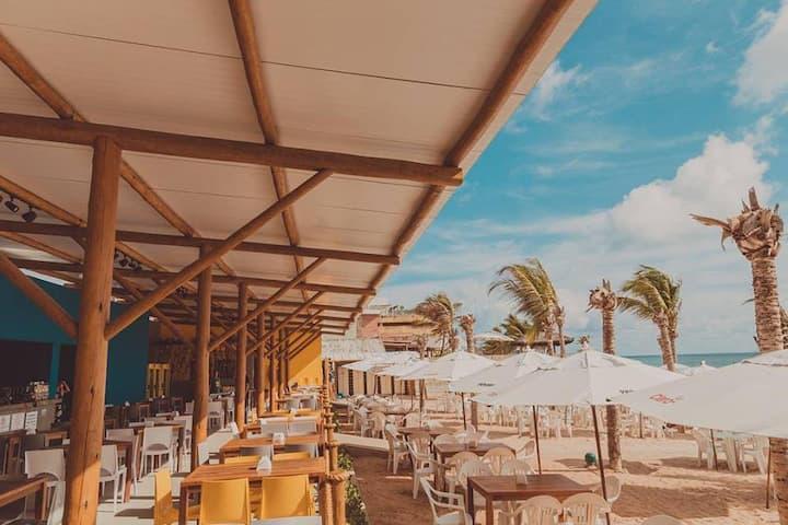 Praia do Bessa | 2qts, ar, wifi