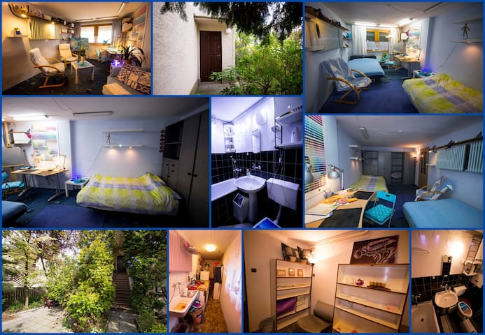 The cozy apartment Happy Life (around 40m2) :) - Breslau - Haus